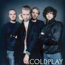 Coldplay 00s hity
